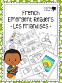 French Halloween Emergent Readers - Les Friandises