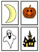 French Halloween Flashcards and Game Activities