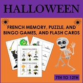 French Halloween Games (7th to 12th)