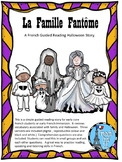 French Halloween Guided Reading Speaking and Listening  On