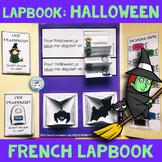 French Halloween Lapbook   Activité pour Halloween   L'Halloween