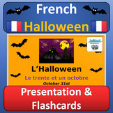 L'Halloween French Halloween Vocabulary