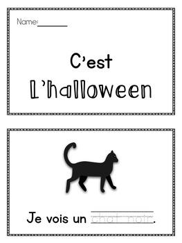French Halloween C'est L'Halloween