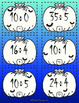French Halloween Math Division Activity