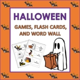 French Halloween Memory Games (PreK to 1st)