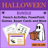 French Halloween Bundle (2nd to 6th)