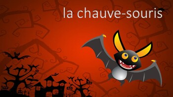 french halloween powerpoint presentation 2nd to 6th tpt