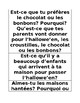 French Halloween Questions
