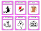French Halloween Spoons Card Game -Halloween Vocabulary in French