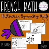 French Halloween Symmetry I la symétrie de l'halloween