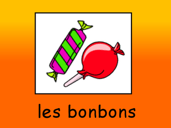 French Halloween Vocab Presentation, Worksheets, Puzzles and Color by Number