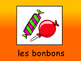 French Halloween Vocab Presentation, Worksheets, Puzzles a