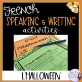 French Halloween activités/ des activités de l'Halloween