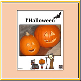 French Halloween-vocabulary-qui suis-je-word based Sudoku-activities