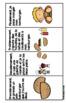 French Hamburger Sequencing activity/ Histoires séquentielles (Le hamburger)