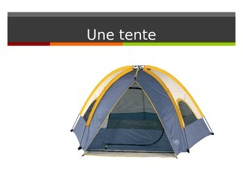 French Hobbies Powerpoint