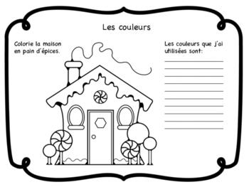 French Holiday Vocabulary Bundle