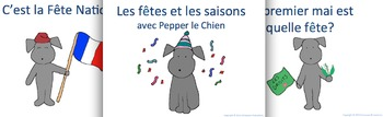 French Holidays and Go Fish with Pepper