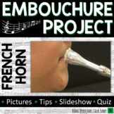 French Horn Embouchure Project for Beginning Band