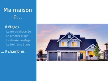 French House (Rooms & Items) Powerpoint