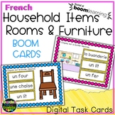 French - Household Items, Furniture, and Rooms - Digital T