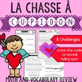 French Hunt for Cupid Valentine's Day Challenge (La Saint-