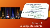 French I- Complete Course