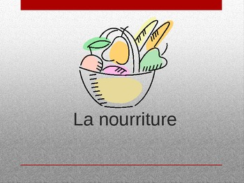 French I - Outburst - 1st Semester Vocabulary Review Game