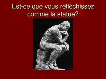 French I -ir verb conjugation practice