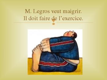 French II - Devoir