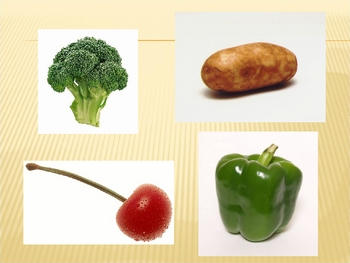 French II Food Vocabulary Activity