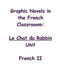French II Graphic Novel Unit