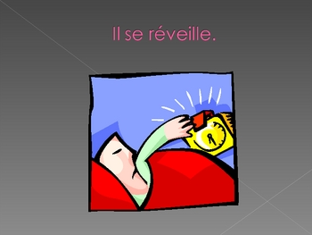 French II Reflexive Verbs