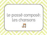 French II: Songs for le passé composé