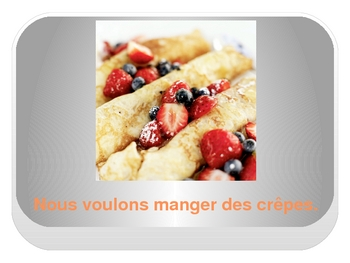 French II - Vouloir