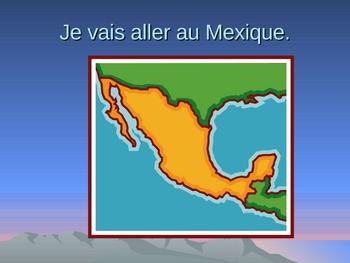 French III Les voyages et les pays