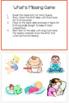 French IMPARFAIT/CHILDHOOD bundle: vocabulary, animated .gif ppt, and game
