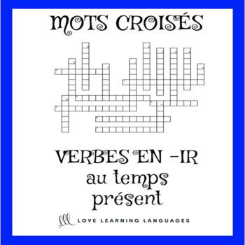 French Ir Verb Worksheets Teaching Resources Teachers Pay Teachers