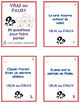 French Ice-Breaker Bundle - 12 Activities to use all year long