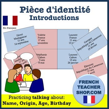 French Identification Cards