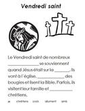 French Immersion, Celebration Bundle! - Pessah, Paques, Ve