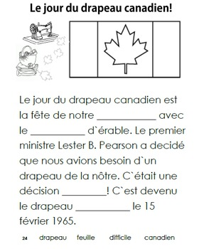 French Immersion, Celebration Super Bundle! Collection 2 - Feb to June