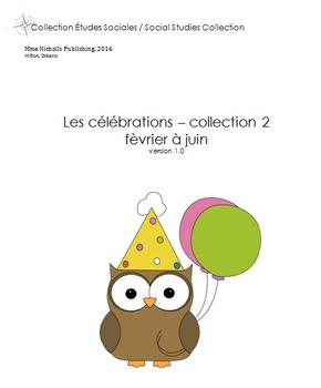 French Immersion, Celebration Super Bundle! Collection 2 -