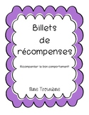 French Immersion Reward Coupons