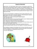 French Immersion Short Story-Rougette et Mouchetée