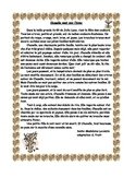 French Immersion Short Story: Chanelle veut voir l'hiver
