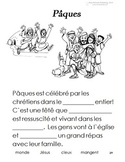 French Immersion, Celebration no.29 - Paques