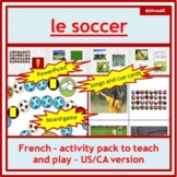 French Immersion or Core French: Soccer World Cup US/CA version
