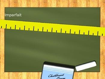French Imparfait Practice--PowerPoint