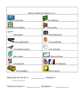 French In the Classroom Notes